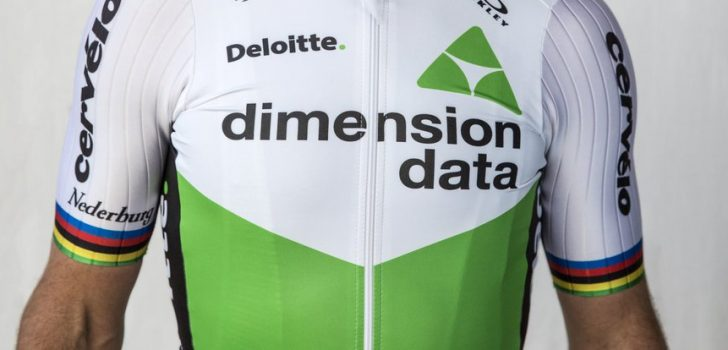 Wielerploegen 2018: Dimension Data