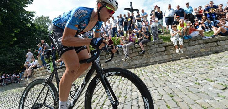 Tim Merlier sprint naar ritwinst in Denemarken