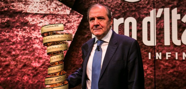 RCS verdubbelt prijzengeld voor vrouwen, premies mannen-Giro ook omhoog
