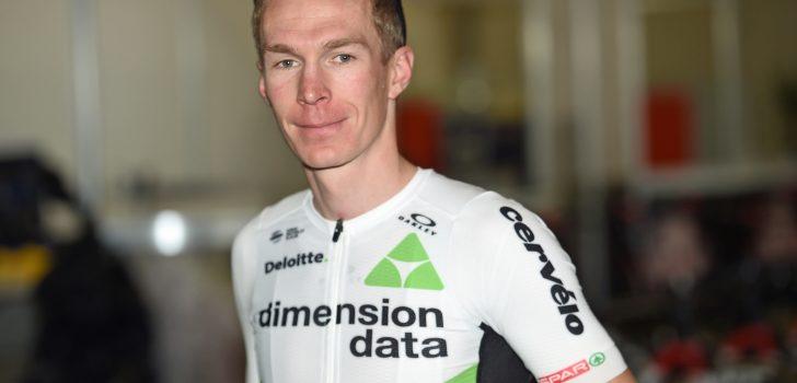 Oud-winnaar Slagter voert Dimension Data aan in Tour Down Under