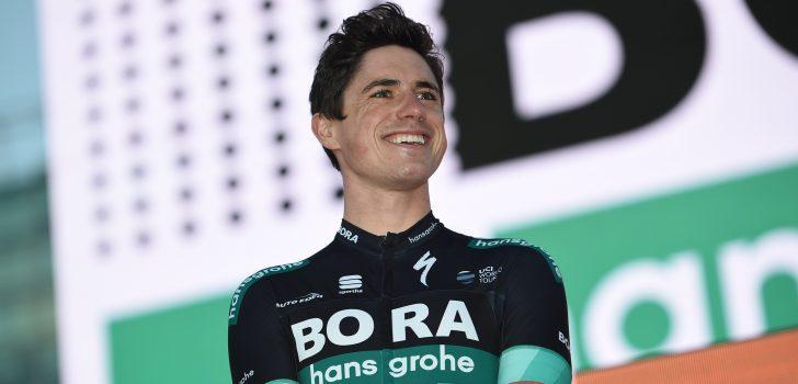 Kennaugh boekt eerste zege in shirt van BORA-hansgrohe tijdens GP Cerami
