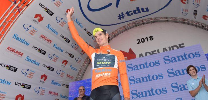 Verplaatsing slotrit Tour Down Under ingegeven 'uit sportief oogpunt'