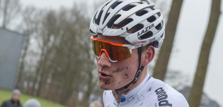 """Mathieu van der Poel: """"Het kunnen er misschien nog meer worden"""""""
