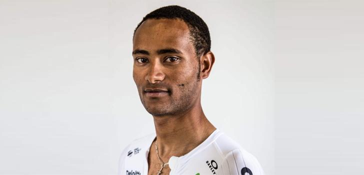 Gebreigzabhier wint Afrikaans kampioenschap op de weg