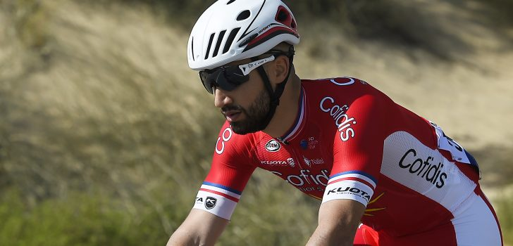 Bronchitis houdt Nacer Bouhanni uit Milaan-San Remo
