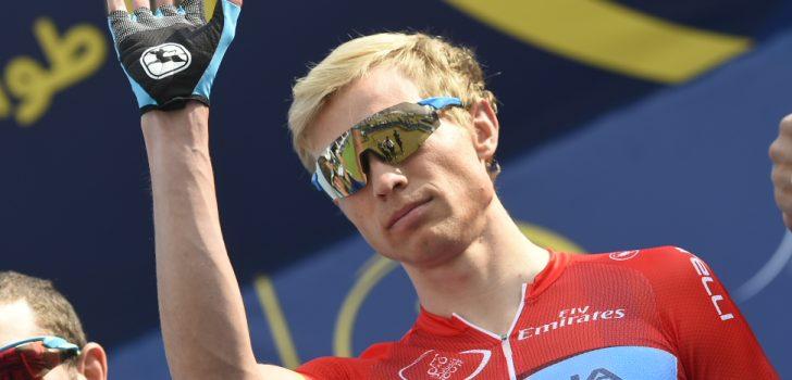 Cort Nielsen en Lutsenko aanvoerders Astana in Milaan-San Remo