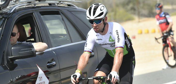 Harde valpartij Cavendish in slotfase Milaan-San Remo