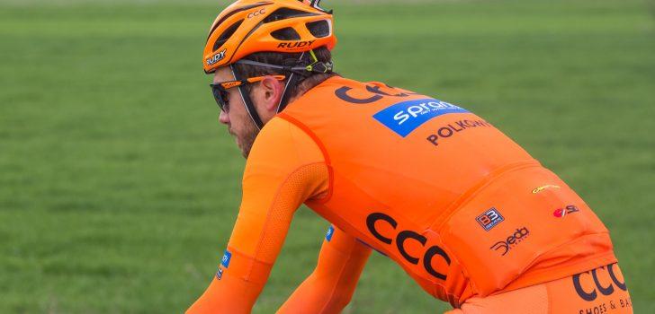 'BMC/CCC zoekt nog naar minimaal dertien renners'