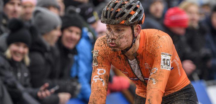 Zieke Mathieu van der Poel slaat veldrit Maldegem over