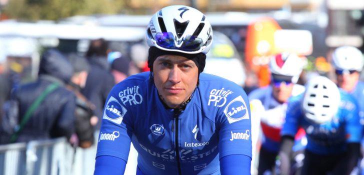 Niki Terpstra hoopt op Tour de France