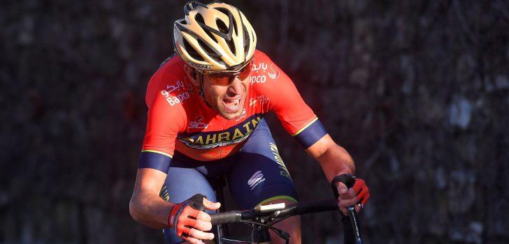 """Vincenzo Nibali: """"Ik neem het allemaal met een korreltje zout"""""""