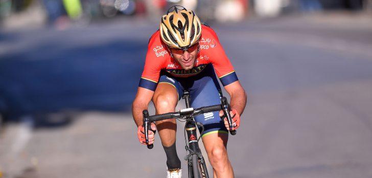 Vincenzo Nibali gaat van start in Vuelta a España