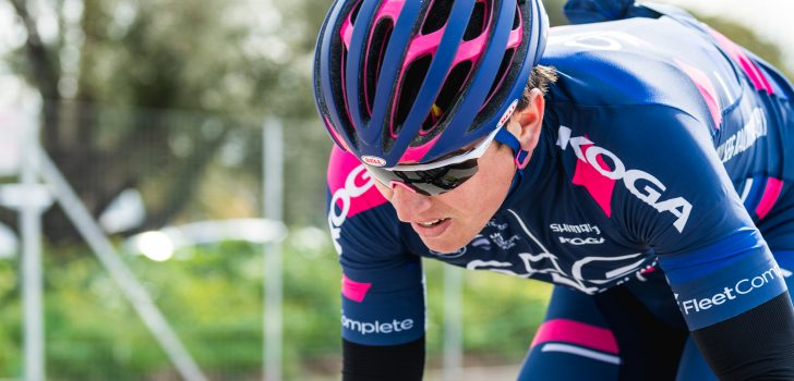 Affini (SEG Racing Academy) pakt proloogzege in Giro d'Italia U23 na startfout