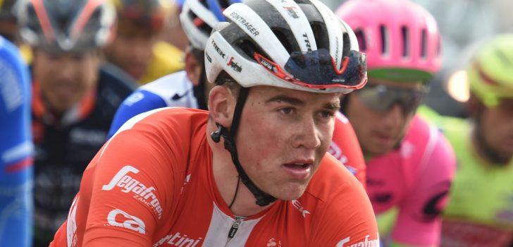 Mads Pedersen triomfeert in Fyen Rundt