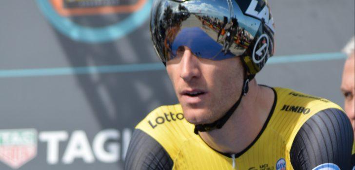 Jos van Emden met vertrouwen naar Giro-tijdrit in Jeruzalem