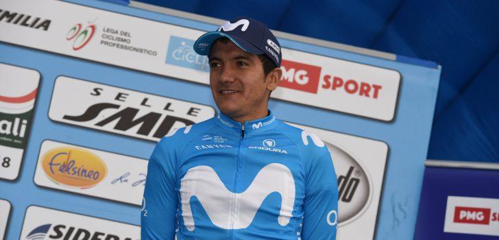 """Carapaz: """"Fysiek klaar voor de Giro na eindzege Vuelta Asturias"""""""