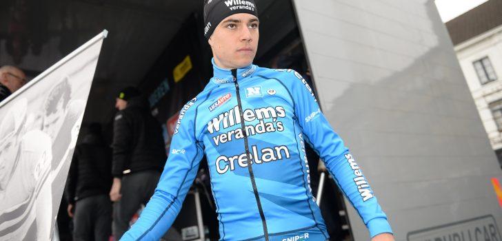 Veranda's Willems-Crélan naar De Ronde met Van Aert en oud-winnaar Devolder