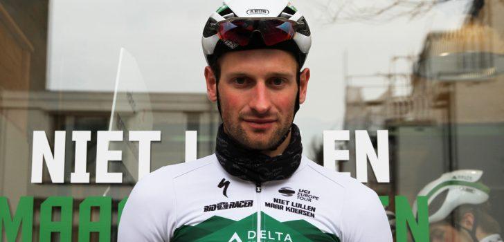 Luuc Bugter krijgt stagecontract bij Veranda's Willems-Crelan