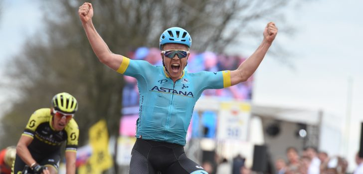 """Amstel-winnaar Michael Valgren: """"Dit is mijn grootste zege ooit"""""""