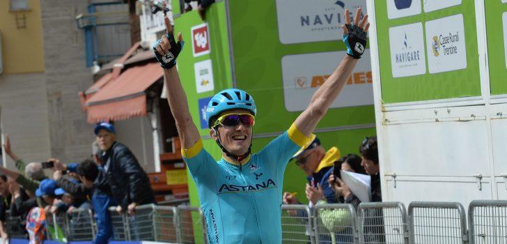 Bilbao soleert naar winst in eerste etappe van Tour of the Alps