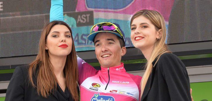"""Bilbao: """"Dit is bijzonder, een jaar geleden won Scarponi deze etappe"""""""