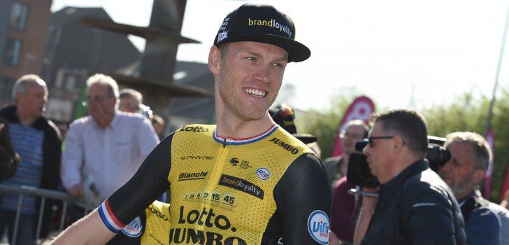 Lars Boom maakt comeback in BinckBank Tour na schorsing