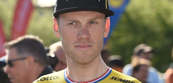 Lars Boom uit Tour of Norway gezet na handgemeen met Van Hecke