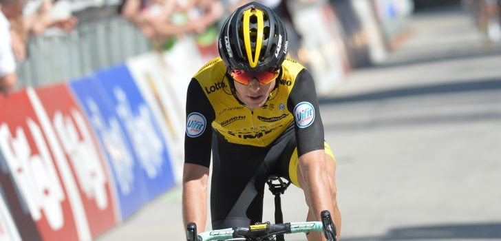 Giro 2018: LottoNL-Jumbo presenteert als eerste definitieve selectie
