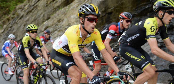 Unzué houdt rekening met 'verrassing' Roglič in Tour de France