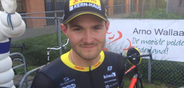 Joshua Huppertz wint Arno Wallaard Memorial na fotofinish