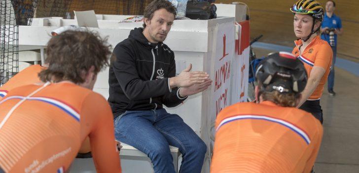 KNWU verder met Peter Schep tot WK 2021