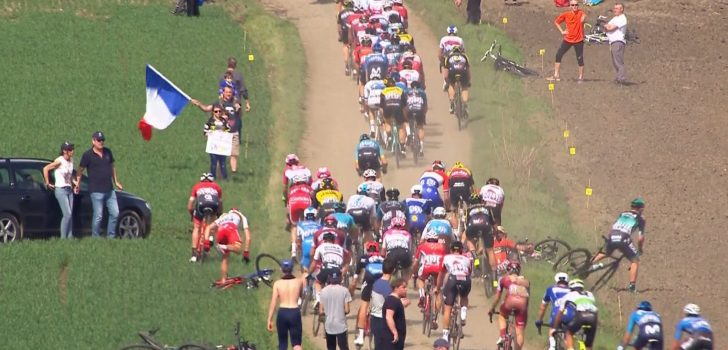 Medisch bulletin na Parijs-Roubaix