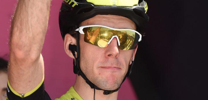 """Simon Yates kijkt terug op verloren Giro: """"Had iets meer geduld moeten hebben"""""""