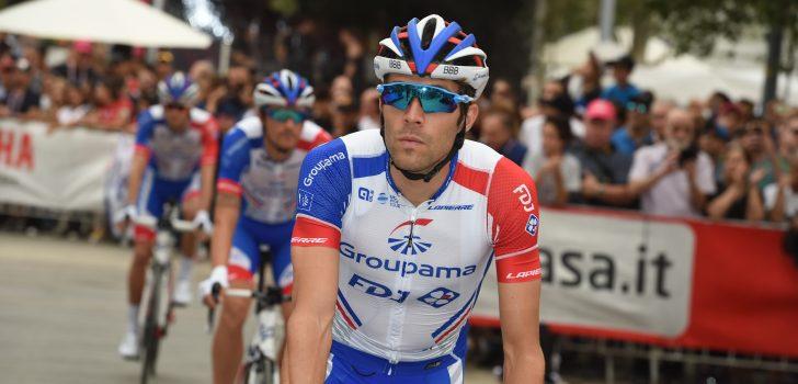 """Thibaut Pinot: """"Dit jaar ligt het niveau in de Giro hoger"""""""