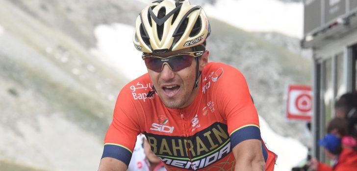 """Pozzovivo: """"Ik probeer nog een rit te winnen als de kans zich voordoet"""""""