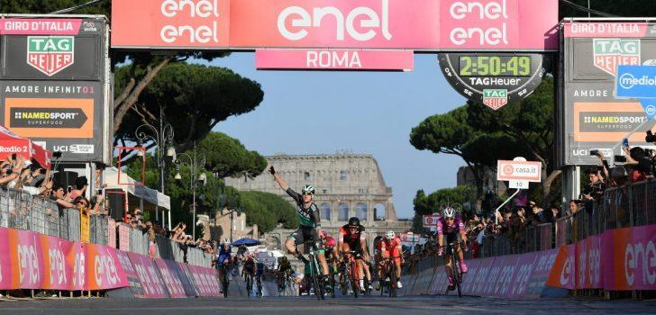 Giro 2018: Historische eindzege Froome voor Dumoulin, slotrit voor Bennett