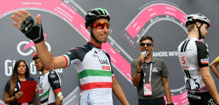Overtrainde Aru mogelijk toch in Vuelta