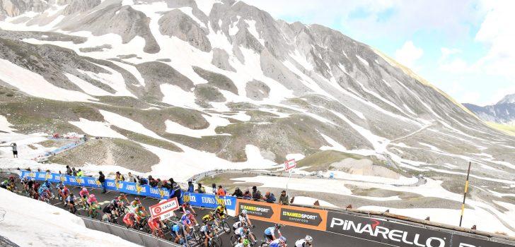 Markus Wildauer wint eerste bergrit in Giro U23