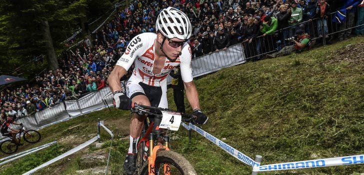 Lars Förster verovert goud op EK Mountainbike, baaldag voor Van der Poel