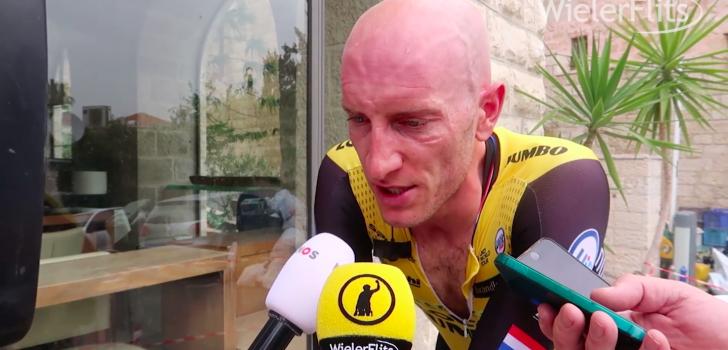 """Vluchter Jos van Emden: """"Ik had hier niets te zoeken"""""""