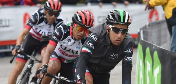 Aru, Schachmann, Giro U23, Hartthijs de Vries, Delta Cycling Rotterdam