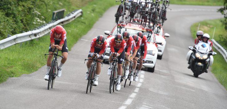 UCI verbiedt 'Speed Gel' van Lotto Soudal