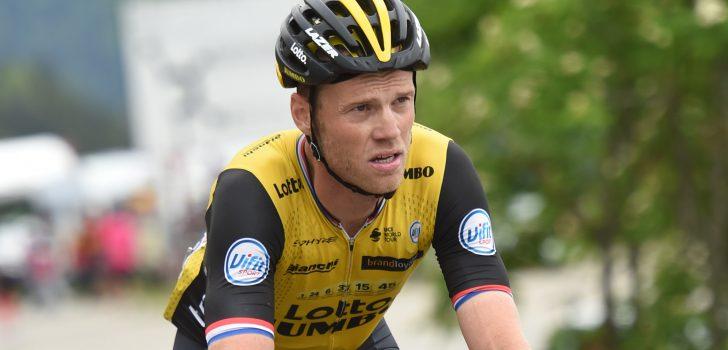 Lars Boom niet in Tour de France, debuut Amund Grøndahl Jansen