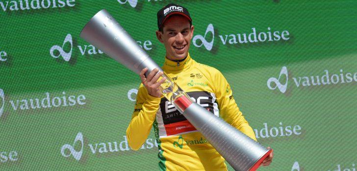 Porte na eindwinst in Zwitserland vijfde in WorldTour-stand, Sagan blijft aan kop