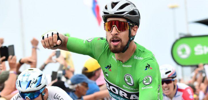 Tour 2018: Peter Sagan stelt groene trui nu al veilig