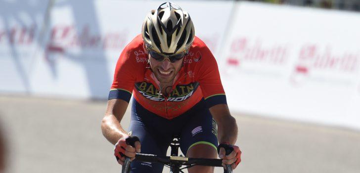 Eerste profzege Antonio Nibali in Ronde van Oostenrijk