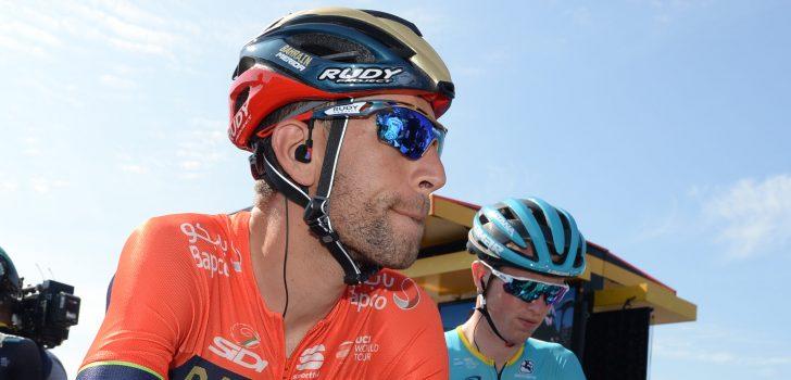 """Nibali na gevoelig verlies in ploegentijdrit: """"We zijn geen specialisten"""""""