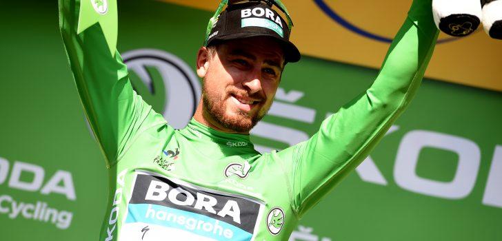 Tour 2018: Peter Sagan sterkste in verraderlijke heuvelrit