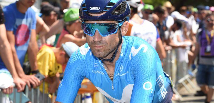 """Movistar doorstaat nerveuze Bretonse etappe: """"Veel slijtage onderweg"""""""