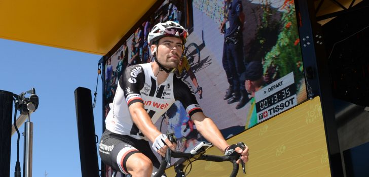 Tom Dumoulin en Marianne Vos winnen in Chaam